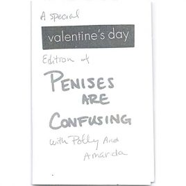 Penises Are Confusing: A Special Valentine's Day Edition