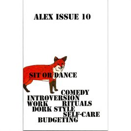 Alex Issue 10