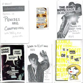 Penises Are Confusing Zine Pack
