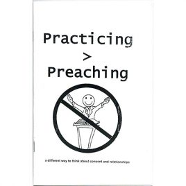 Practicing > Preaching