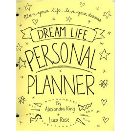 Dream Life Personal Planner