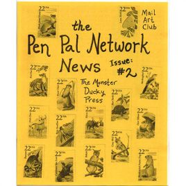 The Pen Pal Network News Issue #2