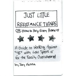 Just Little Resistance Things