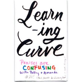 Penises Are Confusing #21: Learning Curve